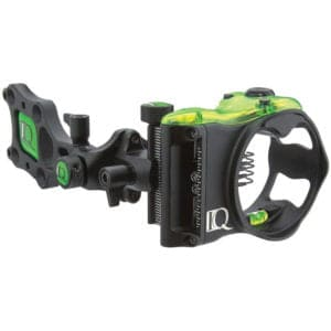 IQ Field Logic Bow Sights 5-Pin- Best Bow Sight for Aging Eyes