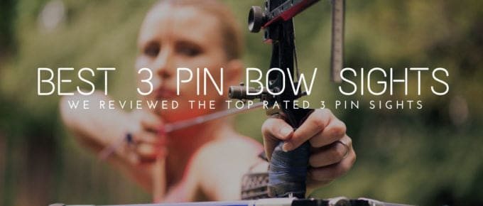 The Best 3 Pin Bow Sights for Those Looking for the 'Just Right' Multi-Pin Option