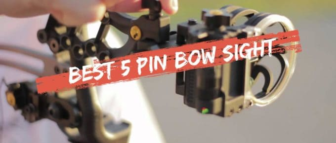 Best 5 Pin Bow Sight for Your Convenience and Precision